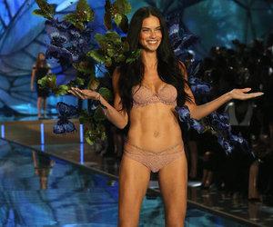Adriana Lima, hair, and model image