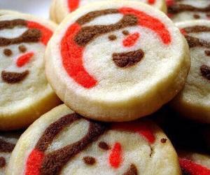 Cookies, christmas, and snowman image