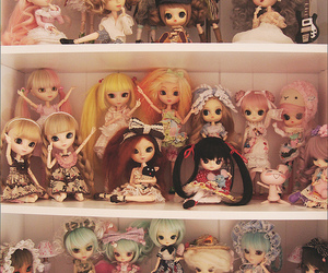 dal, doll, and dolls image