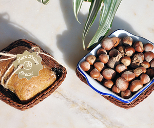 bread and nuts image