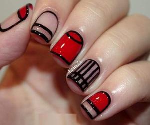nails, fashion, and nails art image