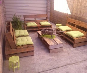 pallet furniture, pallet furniture plans, and pallet furniture projects image