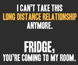 fridge, funny, and food image