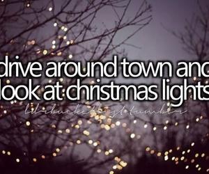 christmas and town image