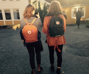 awesome, fashion, and backpack image