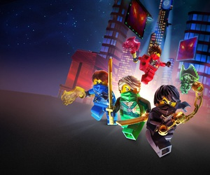 lego and ninjago image
