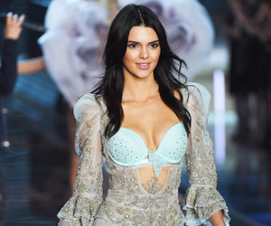 kendall jenner, Victoria's Secret, and model image