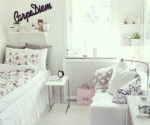 bedroom, pretty, and instagram image