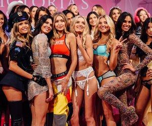 Victoria's Secret and gigi hadid image