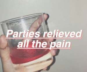 parties, aesthetic, and alternative image