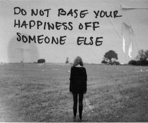 happiness, quotes, and text image