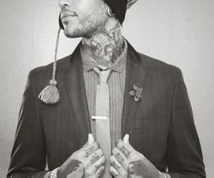 Travis McCoy and love image