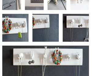 animals, hanger, and organized image