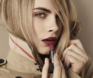 lipstick, labial, and papertown image