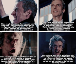 doctor who, dw, and hero image