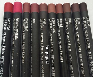 mac, makeup, and lips image