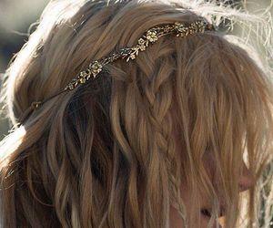 hair, magic, and magical image