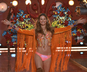 angels, Behati Prinsloo, and model image