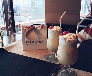 pandora, food, and drink image