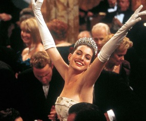 the princess diaries, Anne Hathaway, and princess image
