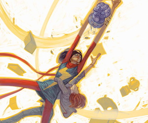 Marvel, shield, and ms marvel image