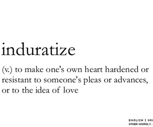 love, words, and definition image