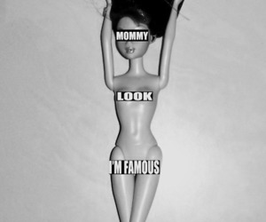 barbie, famous, and mommy image