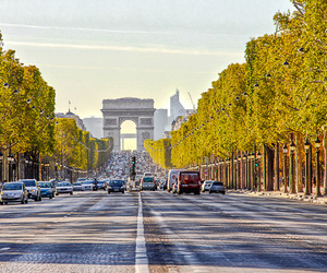 avenue, champs, and france image