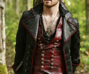 captain hook, ️ouat, and once upon a time image