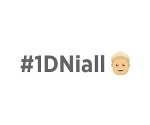 twitter, 1d, and niall horan image