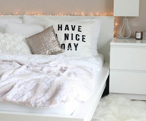 bedroom, yes, and bed lights image