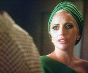 Lady gaga, the countess, and ahs image