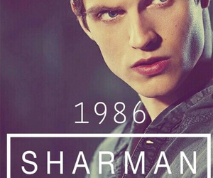 daniel sharman, teen wolf, and boy image