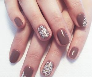 autumn, nail art, and nails image