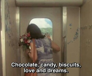 Dream, love, and chocolate image
