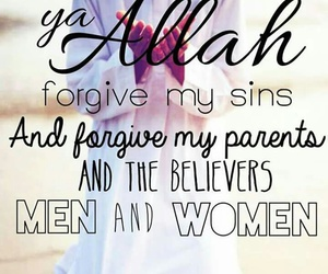forgive me and ya allah image