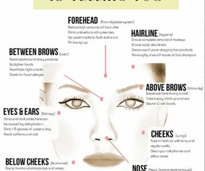 acne, body, and reasons image