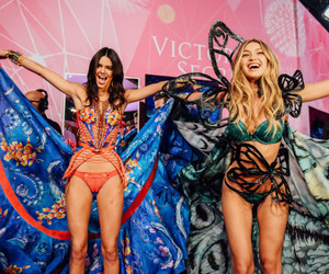 kendall jenner, gigi hadid, and model image