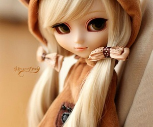 doll, cute, and pullip image