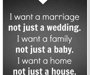 future, home, and marriage image