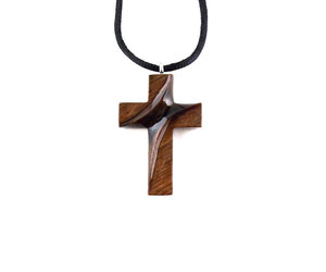etsy, cross necklace, and christian jewelry image