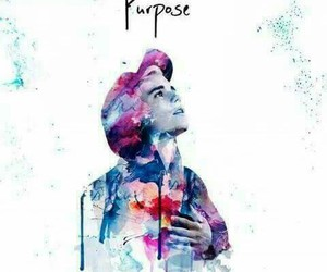 purpose and justin bieber image