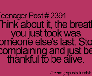 life and teenager post image