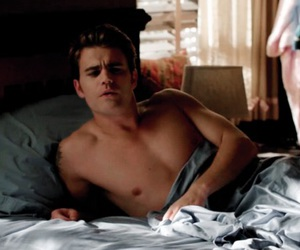 vampire, the vampire diaries, and paul wesley image