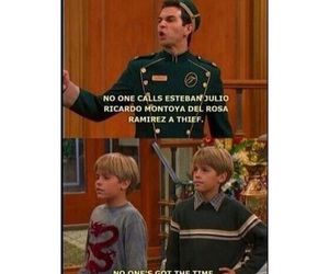 funny, lol, and zack and cody image
