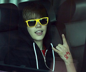 justin bieber, sunglasses, and 48 image