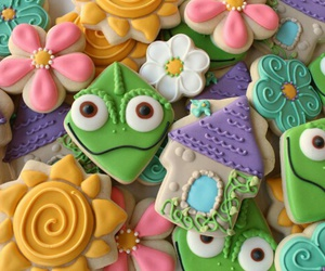 tangled and Cookies image