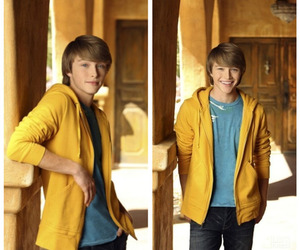 boy and sterling knight image