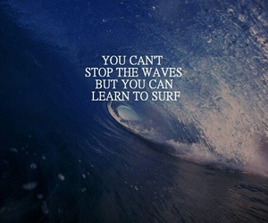 learn, quotes, and sea image