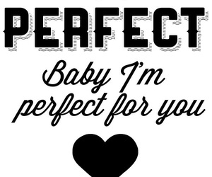 perfect, one direction, and baby image